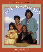 Cover of: The Arapaho