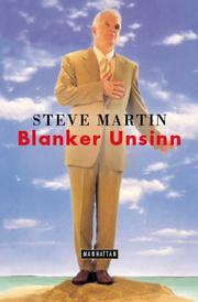 Cover of: Blanker Unsinn