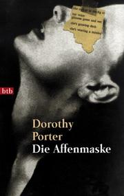 Cover of: Die Affenmaske