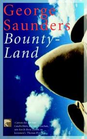 Cover of: Bounty- Land