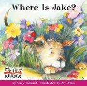Cover of: Where Is Jake?