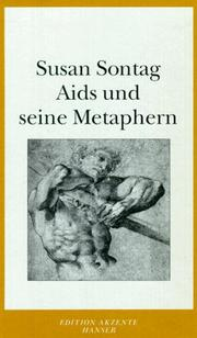 Cover of: Aids und seine Metaphern