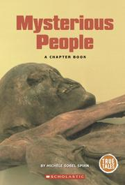 Cover of: Mysterious people