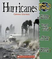 Cover of: Hurricanes (What on Earth?: Wild Weather)