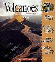Cover of: Volcanoes (What on Earth?: Wild Weather)