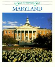 Cover of: Maryland (From Sea to Shining Sea)
