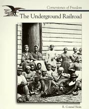 Cover of: Underground Railroad (Cornerstones of Freedom)