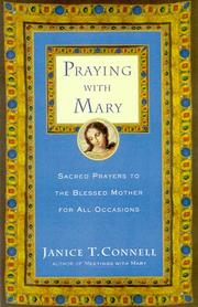 Cover of: Praying With Mary