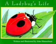 Cover of: A Ladybug's Life (Nature Upclose)