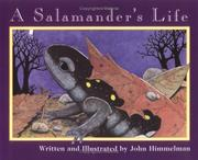 Cover of: A Salamander's Life (Nature Upclose)