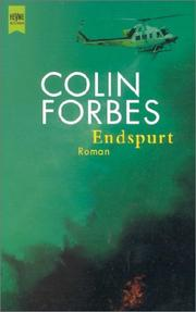 Cover of: Endspurt. Roman