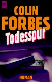 Cover of: Todesspur
