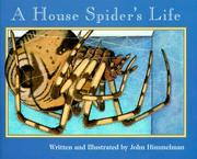 Cover of: A House Spider's Life (Nature Upclose)