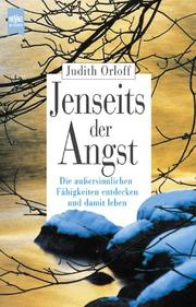Cover of: Jenseits der Angst