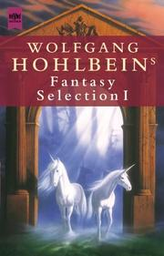 Cover of: Wolfgang Hohlbeins Fantasy Selection 2001