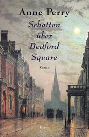 Cover of: Schatten über Bedford Square