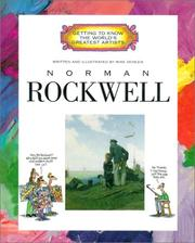 Cover of: Norman Rockwell (Getting to Know the World