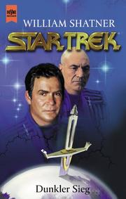 Cover of: Dunkler Sieg. Star Trek