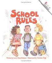 Cover of: School Rules