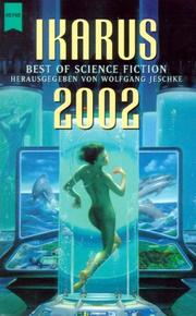 Cover of: Ikarus 2002. Best of Science Fiction