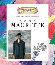 Cover of: René Magritte (Getting to Know the World