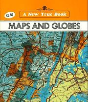 Cover of: Maps and Globes