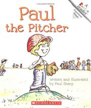 Cover of: Paul the Pitcher