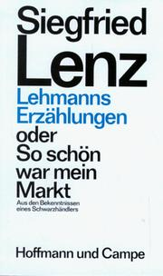 Cover of: Lehmanns