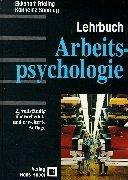 Cover of: Lehrbuch Arbeitspsychologie by