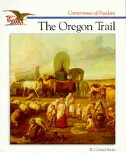 Cover of: Oregon Trail (Cornerstones of Freedom)