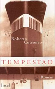 Cover of: Tempestad
