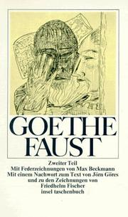 Cover of: Faust II