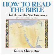 Cover of: How to Read the Bible | Г‰tienne Charpentier