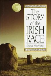 Cover of: Story of the Irish Race