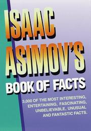 Cover of: Book of facts