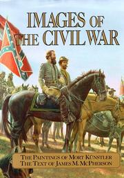 Cover of: Images of the Civil War | James M. McPherson