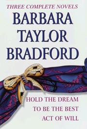 Cover of: Barbara Taylor Bradford