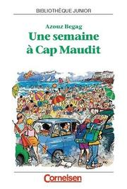Cover of: Une semaine a Cap Maudit. 4. Lernjahr. Gymnasium.