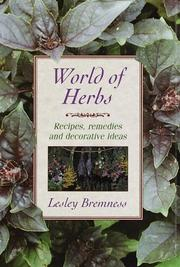 World of herbs by Lesley Bremness