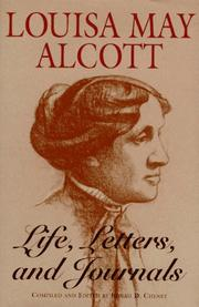 Cover of: Life, Letters and Journals