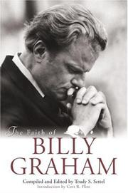 Cover of: The faith of Billy Graham