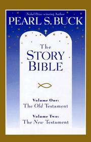Cover of: The Story Bible