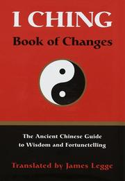 Cover of: I Ching