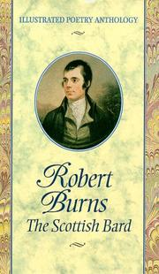 Cover of: Robert Burns | Robert Burns