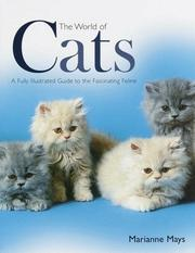 The World of Cats by Marianne Mays