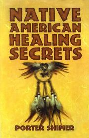 Cover of: Native American Healing Secrets