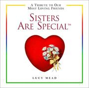 Cover of: Sisters are special | Lucy Mead