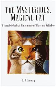 The mysterious, magical cat by D. J. Conway