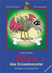 Cover of: Ätze, das Gruselmonster.
