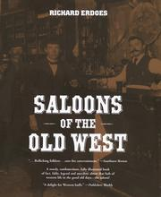 Cover of: Saloons of the Old West